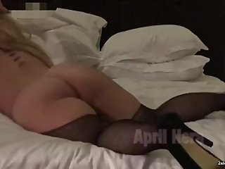April aka Hera Fucking in a hotel