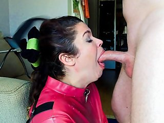 Mechanized Blowjob - Yoga Instructor - Preveiew