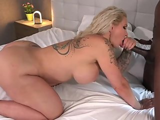 Ms.Conner Gets Anal BBC