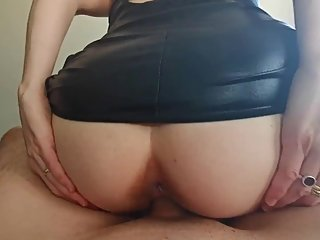 Early morning fuck and Creamy pussy for Stepmom