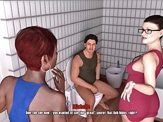 A different summer Xtreme story 3D Part 9 Michelle and Alyssa (sound)