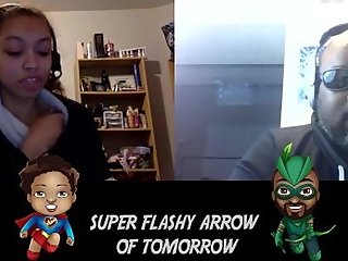 Crisis On Infinite Earths 2 - Super Flashy Arrow of Tomorrow Ep. 101