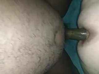 White Milf Has Intense Anal Orgasm While Getting Anal Creampied By BBC
