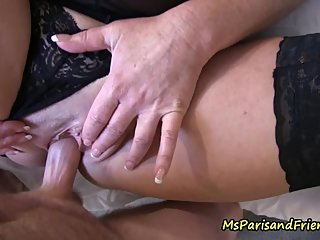 Step-Mommy Has Missed Her Son's Cock