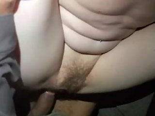 Fucking a milf while her husband records