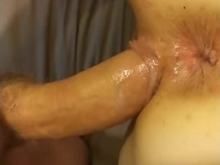Slow Fucking a Huge Cock (watch my pussy grip)