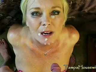 Creampies and Facials, Upclose and Personal