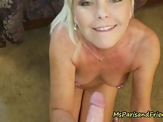 MILF Anal POV with Ass to Mouth Cumshot