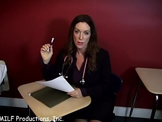 Rachel Steele MILF1714 - Cum draining physical Part 1