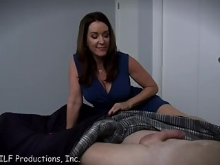 Rachel Steele MILF1707 - Mother corrupts young men