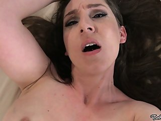 Put a Baby Inside of Mommy - Taboo MILF Kristi Impregnation Mother POV