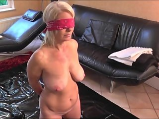 milf tied and assfucked