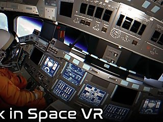 Space Diaries_VR_Astronaut sex in space - without gravity ( VR 3D 180 )