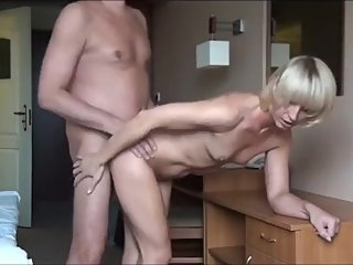 Fuck to orgasm amateur norwegian blonde granny from kvinner.eu