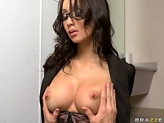Katsuni Gets her Big Beautiful Tits Sucked [Boob Sucking Compilation]