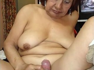 HelloGrannY Amateur Latin Matures in Compilation