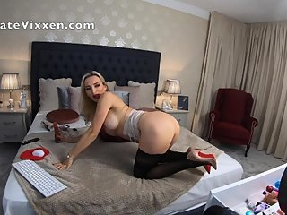 tasting my pussy on your cock - katevixxen livejasmin