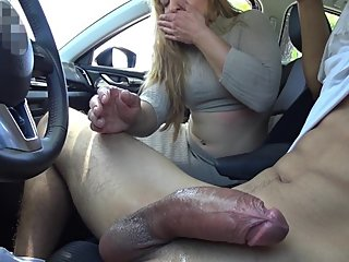 NICHE PARADE - Got This Slut To Suck My Dick In The Car For A Hundo
