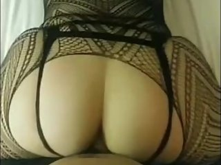 Fucking a Thick Creamy Milf with a Fat Ass