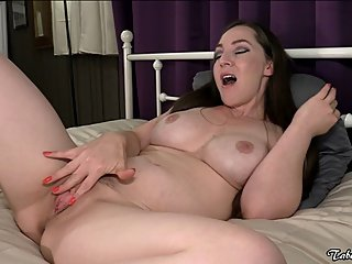 Make a Baby with Mommy - Taboo MILF Kristi Impregnation Mommy Fucking POV