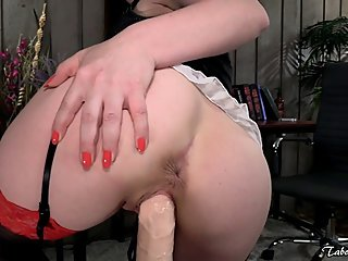 "Earning Your ""A"" by Fucking the Teacher - Taboo MILF Kristi Doggystyle POV"
