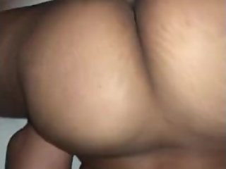 Latina big ass clapping