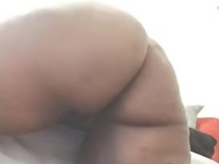View from below- Soft Ebony Pussy
