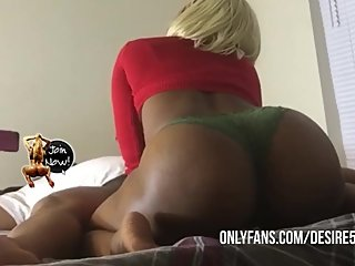 Deepthroating Big Ass Milf Part 2