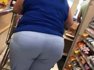 GRANDE CULO SUPER THICK SSBBW LATINA (thnx for 100k views!)