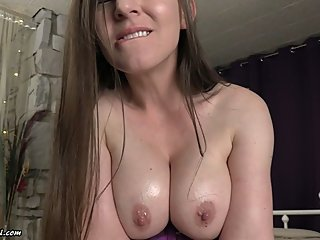 Who Needs Girls When You Have Mommy? - Taboo MILF Kristi Fauxcest POV