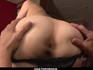 Hikaru Kirameki makes magic with how tight her pussy fe - More at 69avs com