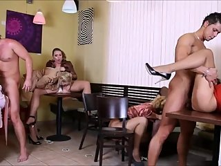 heat bachelorette party of lonely mature mommies