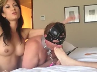 ALPHA MALE SUBMITTING CUCKHOLD AND HIS WIFE