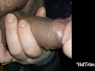 Step mom porn movie with step son fucking in the car ending with swallowing
