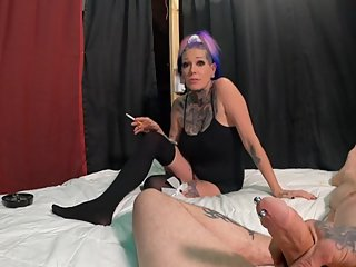 Chassidy Lynn - 4k, Smoking MILF, Room Mate Fuck, Rough Sex, Cum Play, FMI