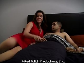 Rachel Steele MILF1704 - Mother's sticky stockings