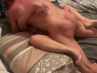 Unedited behind bedroom doors, some love making, some foreplay & orgasms