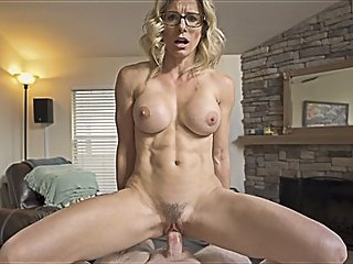 POV Massage From My Friends Hot Mom Cory Chase