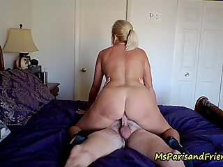 Sex Training 102 with Ms Paris Rose