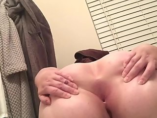 More of my pink Asshole spreading for you gentlemen