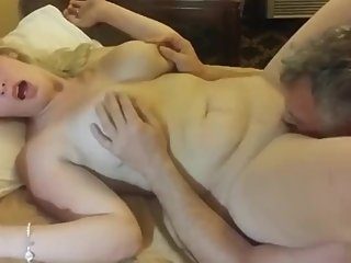 My wife likes her pussy to be eaten out by her boss