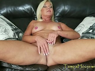 A Sexy MILF that Loves Being Used