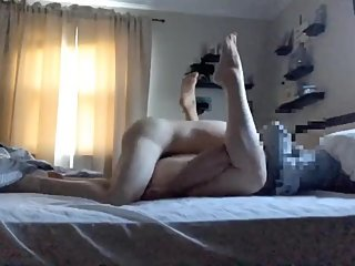 Amateur couple fucking In the morning