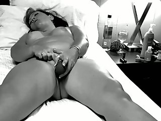 Favourite Hotwife Orgasm Compilation in My Bed Filming for Husband