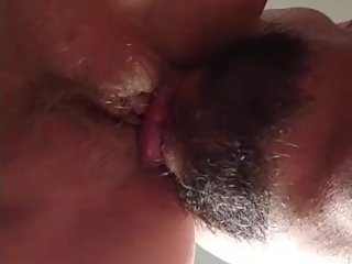 licking my wife's asshole and eating her pussy